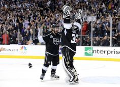 Stanley Cup: Los Angeles Kings missing championship puck #hockey