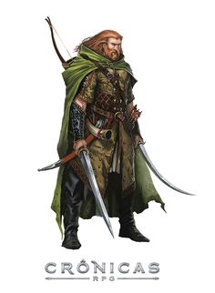 elf with wolf pelt - Google Search