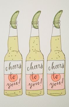 A trio of lime-topped cervezas are the perfect way to celebrate