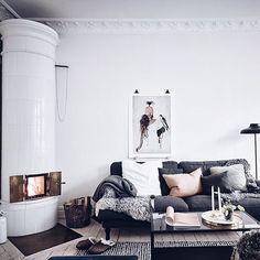 Scandi Interiors ✔️ www.prettylavish.co.uk