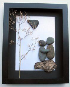 Pebble Art - Love