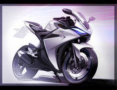 yamaha yzf r25 design concept