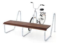 Park Friend bicycle rack - Nola