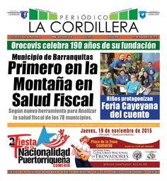 La Cordillera Edición #996