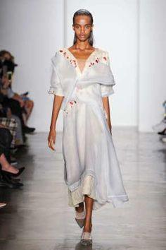 Parsons MFA Fashion Design & Society - Spring 2016 RTW - The Cut