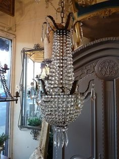 My fav french empire chandelier