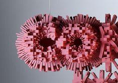 3D type by Jeff Osborne http://www.behance.net/osbjef http://www.lemongrenade.co.uk/ #typography #fonts