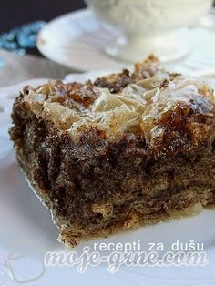 Baking Recipes, Cake Recipes, Dessert Recipes, Kitchen Recipes, Bee Cakes, Cupcake Cakes, Food Cakes, Cake Cookies, Old Fashioned Nut Roll Recipe