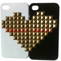 We are experienced in making various studded phone cases. Please visit our web www.redsunje.com for more products of ours and for details about us.