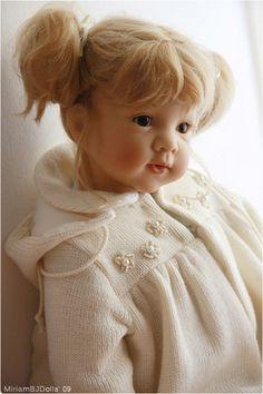 Amelie (Gotz doll by Elisabeth Lindner)