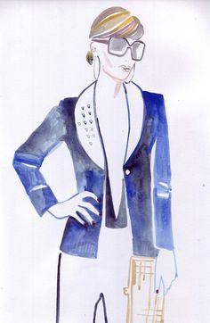 Natalia Resmini - Io Donna Magazine (corriere della sera)