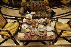 Tea Time im Ritz-Carlton - Die etwas andere Mittagspause #TeaTime #Ritz-Carlton #Berlin