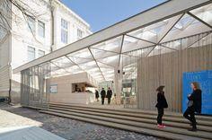 WDC Helsinki 2012 Pavilion Aalto University, Helsinki World Design Capital, Aalto University, Finish design, wooden pavilion, exhibition space, cultural architecture, green living