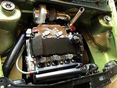 VR6 turbo, do love VW 6 bangers