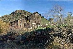 Red Rover - Arizona Ghost Town
