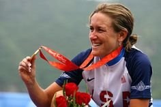 Gold in 2016 Women's TT in Rio - Kristin Armstrong