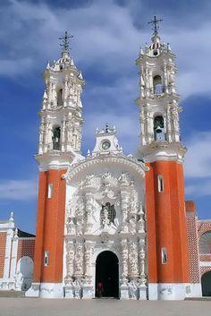 Basilica of Ocotlán, Mexico
