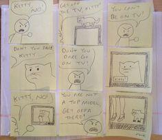 7 best Class Post it notes images on Pinterest   Schule ...