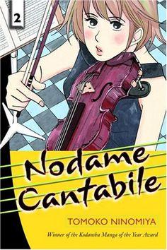 Nodame Cantabile, Vol. 2 by Tomoko Ninomiya