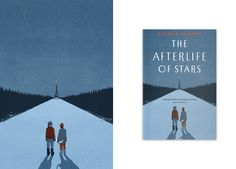 The Afterlife of Stairs, Cover Illustration by SHOUT for Penguin Books