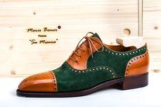 Mario Bemer Bespoke & New Site – The Shoe Snob Blog