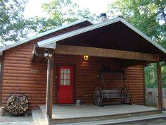 Vinnie's Hideout Cabin -Broken Bow OK - Beavers' Bend State Park - Broken Bow Lake