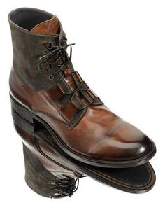 To Boot New York: Men's Halstead Boot in Brown