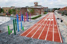 Buro Sant en Co / Enschede Roombeek