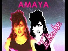 italo disco - AMAYA - To The Top (Short Italo Mix) - 2016