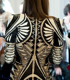 This Would be a great idea for a western pleasure jacket ..