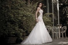 Wedding dress by Galia Lahav #wedding #dresses #style #galialahav #bride from collection 2010 special wedding dress