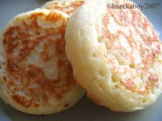 Crumpets - with detailed instructions