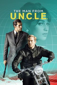 Watch The Man From U.N.C.L.E. (2015) Full Movies (HD quality) Streaming