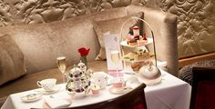 traditional high tea at the royal horseguards hotel, london