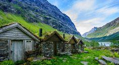 Fotos fantásticas da Noruega