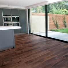 Nature Oiled American Walnut Flooring | Urbane Living