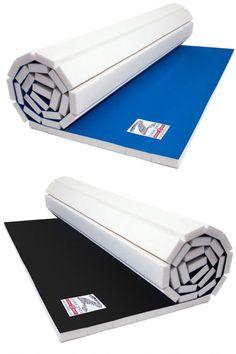 Zebra mats. Martial arts supplies