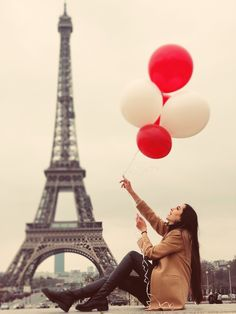 Paris exist to remind you that your dreams are real <3