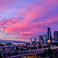 Seattle Skyline l  Home