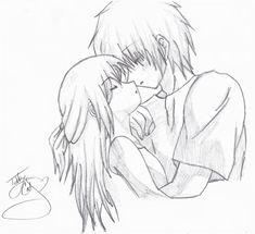 cute couple by KagaiNeko.deviantart.com on @deviantART