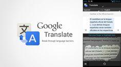 Google Translate App Gets Smart, Now Translates Language Signs Through Camera
