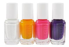 Essie Silk Watercolor: Swept Away set of minis. Canadians: enter to win at www.imabeautygeek.com