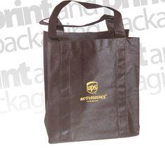 UPS | Printed Non-Woven Bags