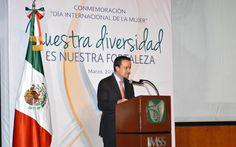 El IMSS y el Inmujeres firman convenio a favor de la igualdad de género | El Puntero
