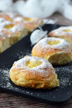 Cake & Co, Pastry Cake, Pastry Recipes, Bagel, Doughnut, Bread, Food, Vanilla, Kuchen
