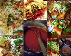 The Whole Enchilada-My Three Favorite Recipes