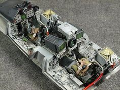 RAF Tornado GR Mk.I By Modeler Lee Seok Joo 1:32 Scale Revell