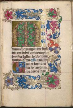 Johannes Wilberg: Gebetbuch der Mechthild von Hessen Niederrheinisch (Düsseldorf ?), um 1489 Cgm 84 Folio 249
