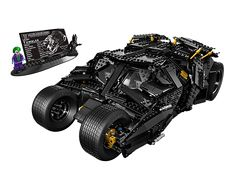 $199.00 HARD TO FIND! Sold out on line thru 2014! May be in Lego Stores thru October. Build the awesome Tumbler from the Batman™ The Dark Knight Trilogy!