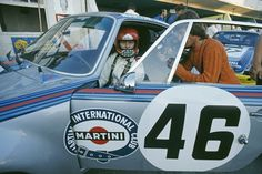 Although the overall victory at Le Mans 40 years ago went to Matra-Simca, there were three Porsche 911 Carrera RSRs in the top 10 finishers. Porsche 911 Rsr, Porsche Cars, Le Mans, Sports Car Racing, Race Cars, Carrera, Porsche Factory, Course Automobile, Gilles Villeneuve